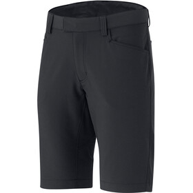 Shimano Transit Path Shorts Herrer, black